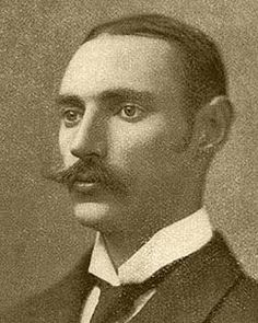 John Jacob Astor, IV, born on July 13, 1864, was the great-grandson of patriarch John Jacob Astor I. He and his wife were returning to New York on the RMS Titanic when the luxury liner hit an iceberg and sank off the coast of Newfoundland in April 1912. Unable to join his pregnant wife, Madeleine, in the lifeboats, he was last seen on deck.