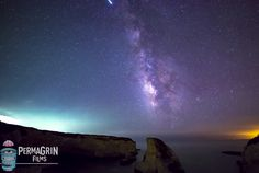Watch a Meteor Explode (Beautifully) in Mid-Air | Mental Floss