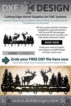 52 Best FREE DXF Files for CNC Laser, Plasma or Water Jet