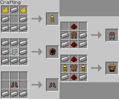 Crafteos De Minecraft Silla De Montar Buscar Con Google Crafteos