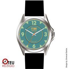 Mostrar detalhes para Relógio de pulso OTR GRAH 01