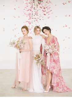 Hochzeitsträume in Rosatönen - Hochzeitsguide ✰ Wedding Blog, Dream Wedding, Wedding Dreams, Pastel Cakes, Couture Outfits, Salmon Color, Pink Accents, Pink Tone, Wedding Coordinator