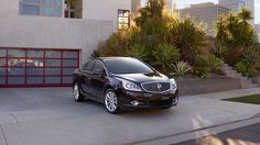 The 2016 Buick Verano small luxury sedan delivers a sculpted, aerodynamic design and sophisticated details.