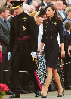 a stunning royal couple!