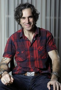 Daniel Day Lewis: style, composure, passion, and oh, that smile.