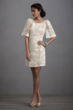 Persephone shift dress – enter to win $1000 towards this and more at BHLDN!