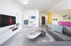 מיס סינגפור: דירה מוזנחת בחיפה עוברת שיקום   בניין ודיור