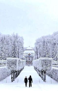 Pushkin Park - Saransk, Mordovia, Russia