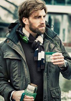 Calle Strand. Menswear. Gentlemen Style. Men's Fashion