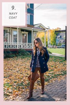 The Perfect Fall Wardrobe -http://galmeetsglam.com/2017/09/10-items-perfect-fall-wardrobe/