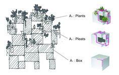 Image 12 of 14 from gallery of Tree-ness House / Akihisa Hirata. Courtesy of Akihisa Hirata Organic Architecture, Chinese Architecture, Concept Architecture, Landscape Architecture, Famous Architecture, Pavilion Architecture, Architecture Diagrams, Green Architecture, Architecture Portfolio