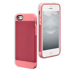 Switcheasy Tones Plastic Case for iPhone 5 - Pink