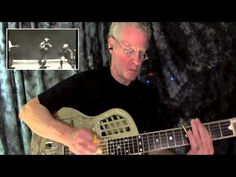BoogieWoogie Dance - Slide guitar, Tampa Red, Americana, Tricone guitar - YouTube