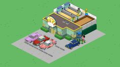 Simple Town Designs: Rooftop BowlingThe Simpsons Tapped Out AddictsAll Things The Simpsons Tapped Out for the Tapped Out Addict in All of Us