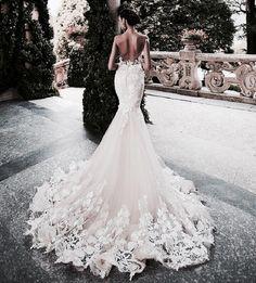 Imagen de dress, wedding, and white