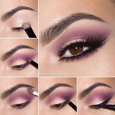 "37 Likes, 3 Comments - The Beauty Spot QLD (@thebeautyspotqld) on Instagram: ""Beautiful purple eyeshadow look!  www.thebeautyspotqld.com.au  #clairetaylormua #thebeautyspotqld…"""