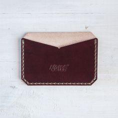 Garnet Card Holder / Sleeve— Noise Goods
