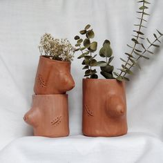 Real People, Planter Pots