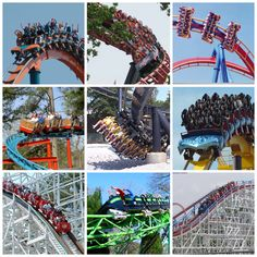 Six Flags Over Georgia- every year on my childhood... And adulthood too! LOVE IT!!