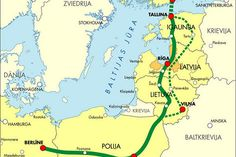 Rīgā paraksta deklarāciju par 'Rail Baltica' attīstību