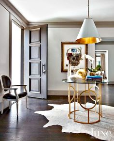 Design Trends 2015 :: Hot Metals...gold touches are so 2015