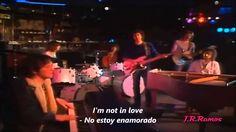 10cc - I'm Not in Love (1975) (Lyrics - Letras) (Sub)(X) Traducida