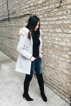 J Crew Chateau Parka | Just Becky