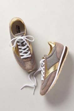 Vanguard Sneakers - love the colours
