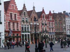 Brujas, de mis ciudades preferidas! verano 2011