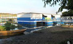 Projeto de educação ambiental é suspenso devido à seca em represa no interior de SP