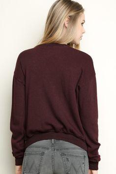 Brandy ♥ Melville | Orlena Sweatshirt - Clothing