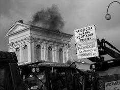 Satu Ylävaara Portfolio : Anarkistinen pääkaupunki