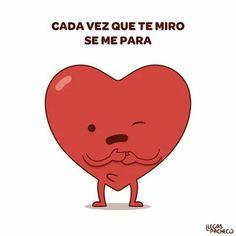 Cada vez que te miro se me para, el corazón :D Rastamandita, Molotov