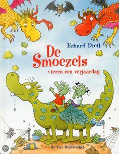 De Smoezels - De smoezels vieren een verjaardag
