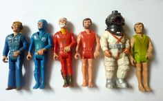 Fisher Price Adventure People little lot #1 vintage action figures 1974 | eBay