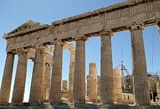 Photo of the Parthenon, Athens,Greece. Athens Greece, Parthenon Athens, Pergola, Louvre, Around The Worlds, Journey, Outdoor Structures, Places, Photography