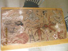 Homeschool Crafts, Aboriginal Cave Drawing