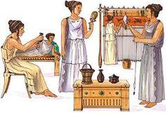 Referências, Grécia antiga, roupas