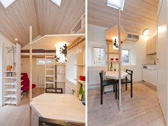 Micro-Cottage is a Mere 12 Square Meters