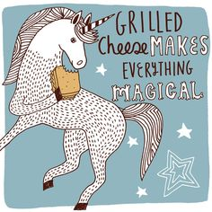 Kate Sutton - grilled cheese sandwich illustrations   Handsome Frank Illustration Agency