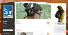 Sitio web Radio del Sur Viedma www.radiodelsurviedma.com.ar Diseño: DG. Matías Gaitan