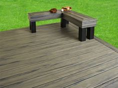 Armadillo Decking Vintage Slate - There are a lot of people that hear about deck stains and deck sealants plus they get confused between the two. The Composite Decking, Armadillo, Deck Design, Photo Galleries, Backyard, Exterior, Outdoor Decor, Decking Ideas, Patio