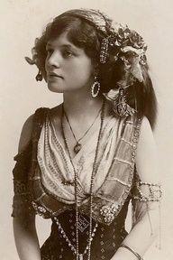 russian gypsy woman - Google Search