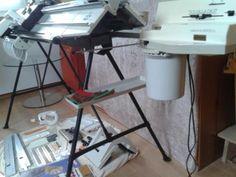 strickmaschine passap duomatic 80 doppelbett mit tisch in niedersachsen bunde basteln. Black Bedroom Furniture Sets. Home Design Ideas
