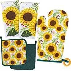 Shopping Cart Sunflower Head, Sunflower Party, Sunflower Bouquets, Sunflower Print, Yellow Sunflower, Dish Towels, Tea Towels, Dwarf Sunflowers, Kitchen Curtains And Valances