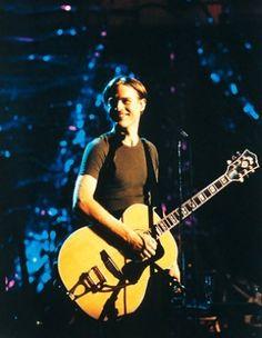 Bryan in Unplugged, 1997...
