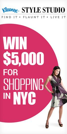 Win $5,000 For Shopping In NYC