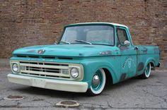 64 ford truck | Ford Pick up 1958 - 1966 custom & mild custom