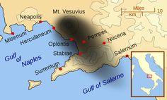 Mt Vesuvius 79 AD eruption - Pompeii - Wikipedia
