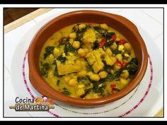 Potaje típico de Semana Santa | Recetas de cocina | Cocina de Martina - YouTube